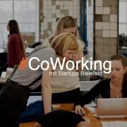 CoWorking mit Startups Bielefeld