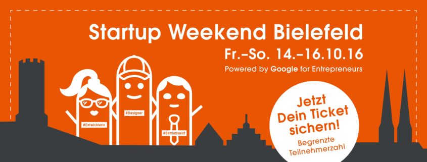 Startup weekend bielefeld 2016 startups bielefeld for Idee start up 2016